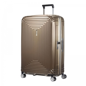 Samsonite Neopulse Spinner 69/25 Metallic Sand, 샘쏘나이트 네오펄스 25인치