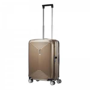 Samsonite Neopulse Spinner 55/20 Metallic Sand, 샘쏘나이트 네오펄스 20인치